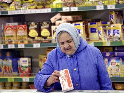 Правительство: продуктовое эмбарго привело к росту цен и убивает конкуренцию