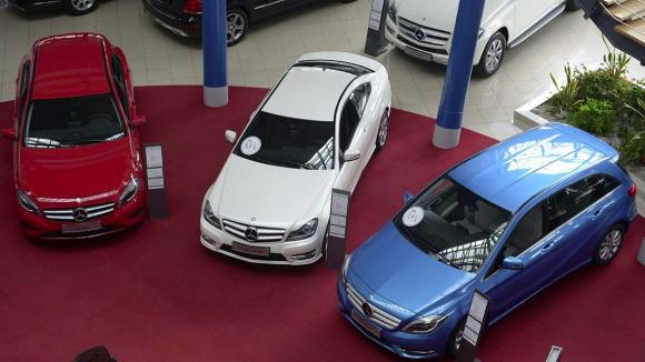 Цены на автомобили повысят уже 1 сентября