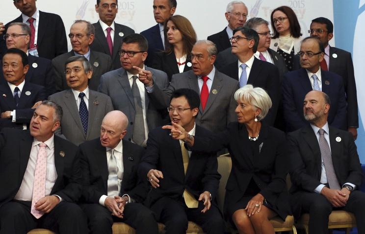 Финансовая G20 сосредоточилась на расшифровке «генома» инвестиций