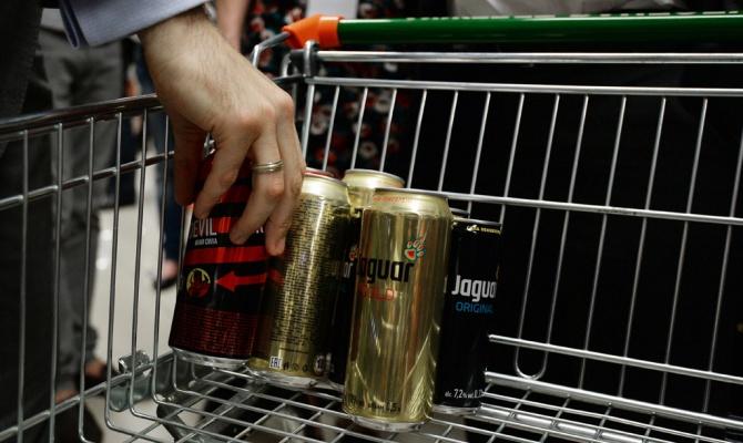 Производители алкоэнергетиков нашли лазейку в законе