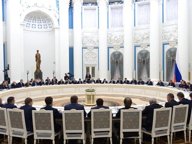 Совещание по ТЭК у Путина закончилось ничем