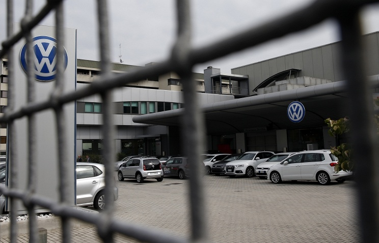 Во французских филиалах Volkswagen прошли обыски на фоне «дизельного скандала»