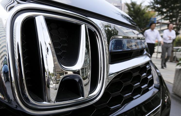 Honda отзывает в США 300 тысяч машин Accord из-за проблем с подушками безопасности