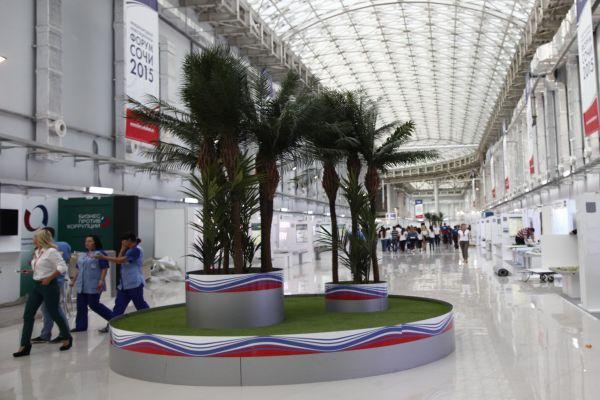В Сочи стартует Международный инвестиционный форум