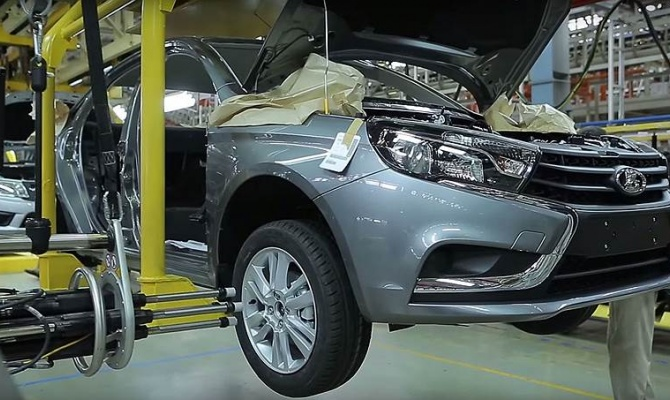 Lada Vesta не заведется в Чечне без господдержки