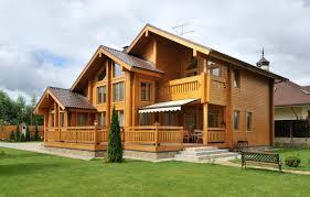 Убедительные доводы в пользу деревянных домов