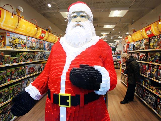 Lego не справляется со спросом, к Рождеству в Европе может возникнуть дефицит