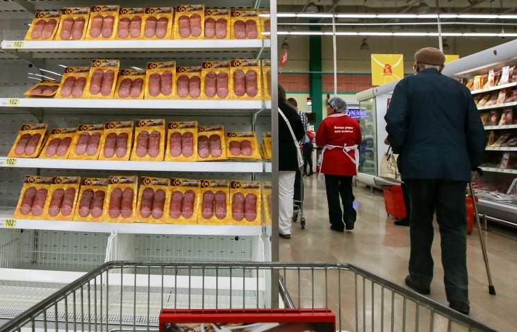 Ритейлеры предложили поставщикам ограничить рост цен