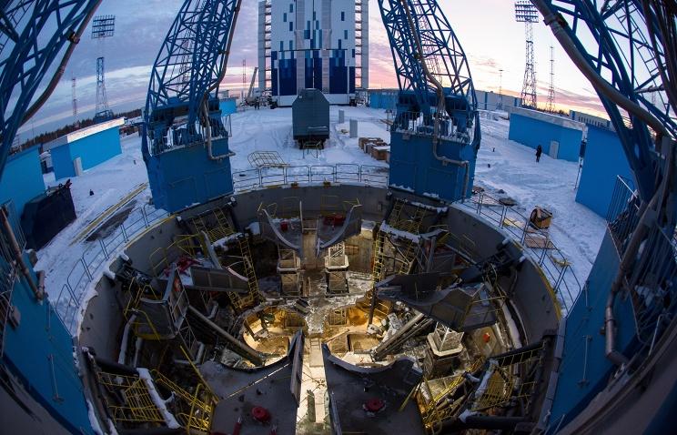 СМИ: в три российских космодрома в ближайшие 10 лет предполагается вложить 750 млрд рублей