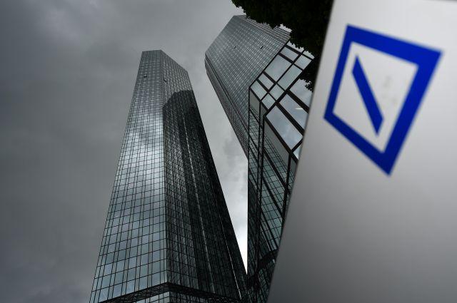 Deutsche Bank оштрафован на $200 млн за нарушения санкций
