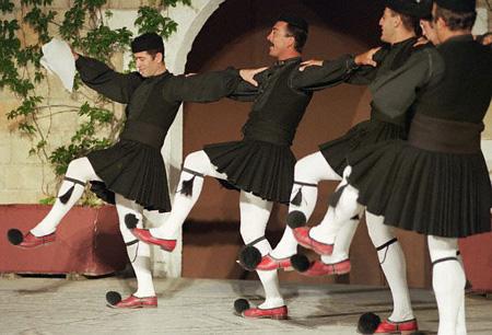 Особенности проведения «греческого» праздника