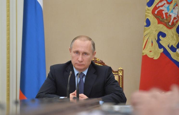 Путин поручил к 23 декабря подготовить законопроект о продлении амнистии капитала