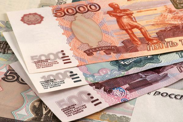 Рубль стал резко укрепляться на открытии торгов