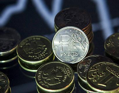 ЦБ: реальный эффективный курс рубля за 2015 год вырос на 1%