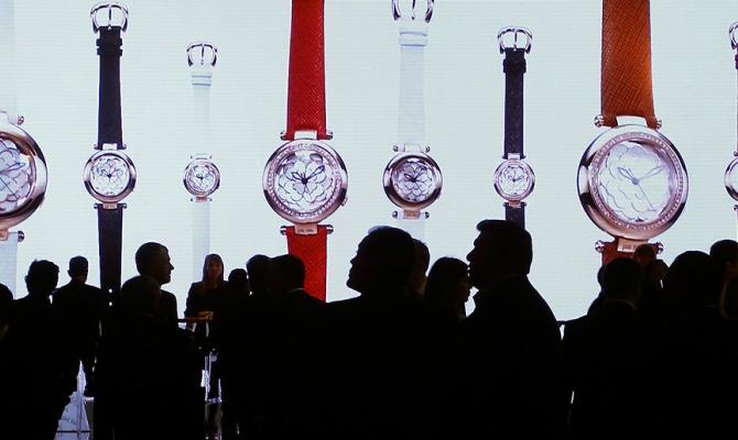Минпромторг предлагает поднять пошлину на ввоз наручных часов