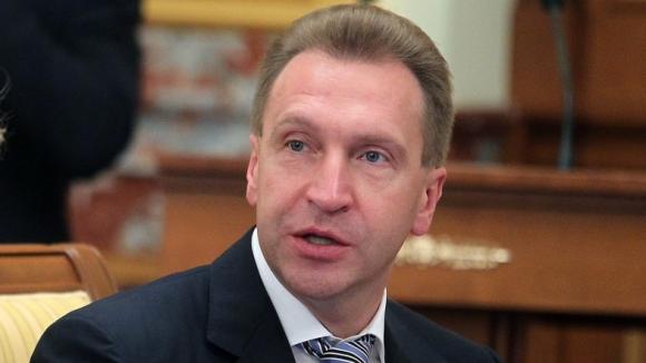 Шувалов предложил запретить строительство офисов для чиновников