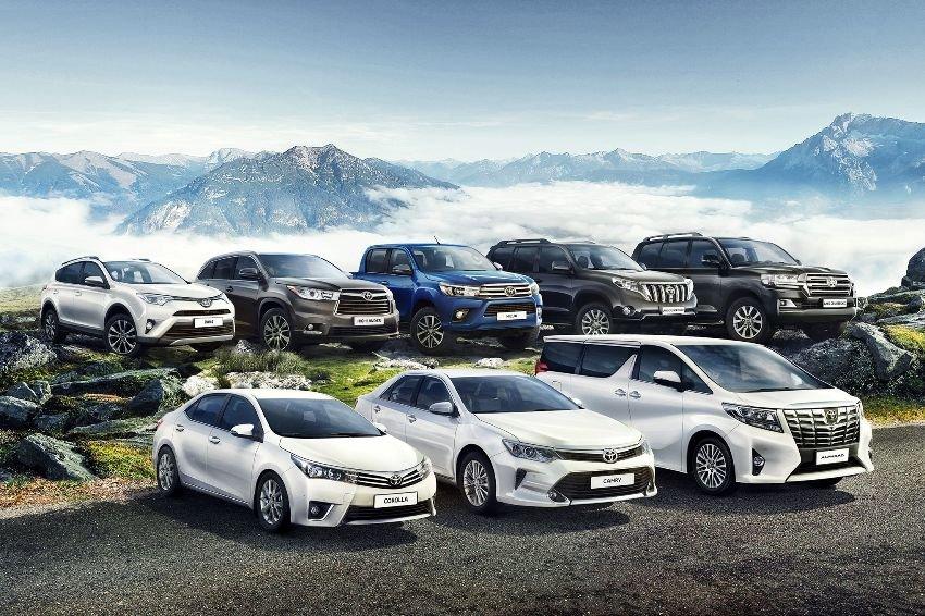 Названы автомобили, которые меньше теряют в цене при перепродаже