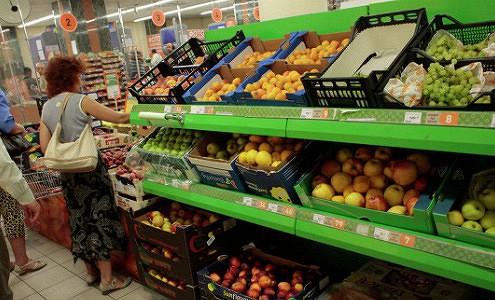 Россия запретила с 1 марта ввоз либерийских продуктов из Белоруссии