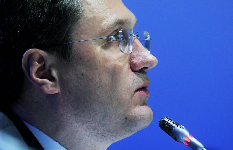 Министр энергетики РФ Александр Новак проведет переговоры в Тегеране