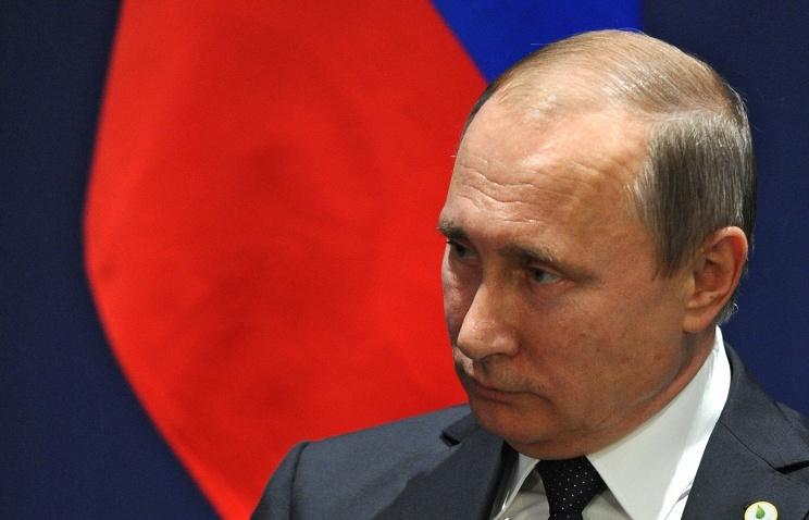 Путин выступит на пленарном заседании съезда РСПП