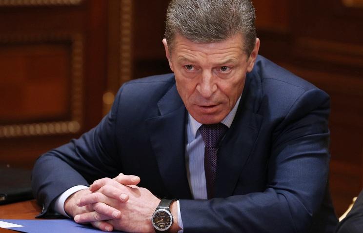 Козак: четвертую нитку энергомоста в Крым планируется запустить до 10 мая