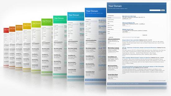 Landing page в веб-студии «Business Site»