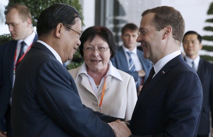 Премьеры РФ и Камбоджи обсудят расширение экономического и военного сотрудничества