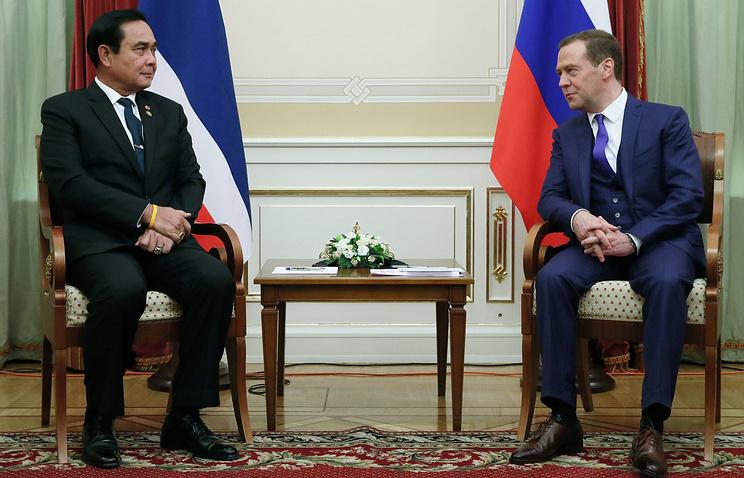 Таиланд обещает льготы и преференции для российского бизнеса