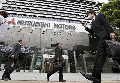 Mitsubishi готовит сокращение зарплаты для 1,3 тысяч сотрудников