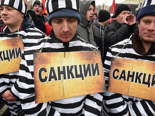 Санкции против России могут привести к финансовой революции