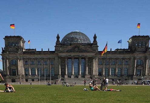 Немцы выступили за отмену антироссийских санкций