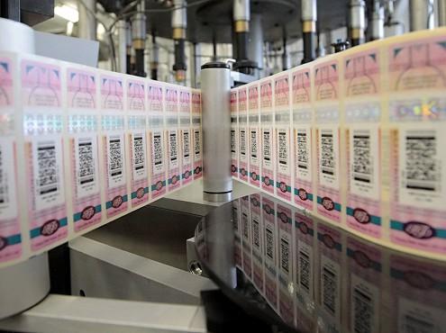 За подделку акцизных марок будут сажать на 12 лет