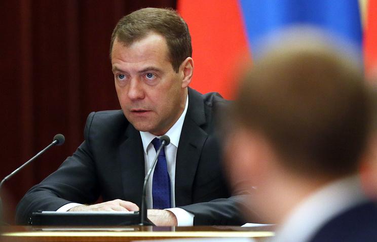 Медведев обсудит с кабмином исполнение бюджета и проведет совещание о соцподдержке граждан