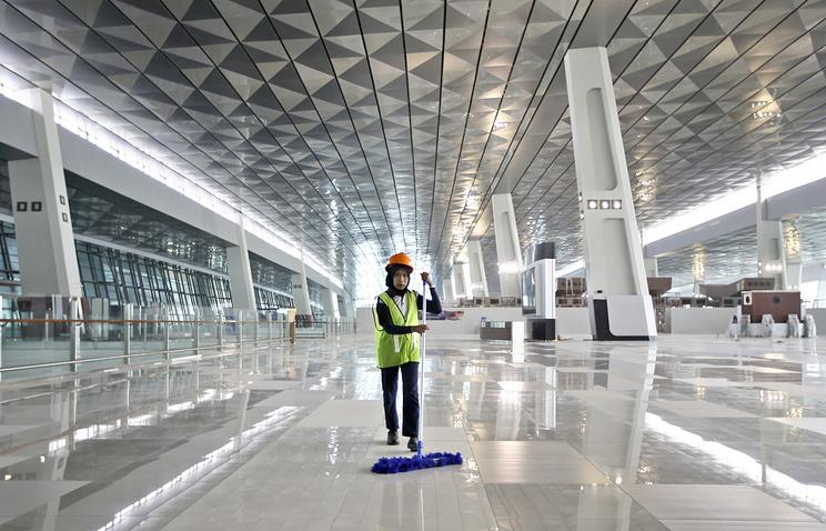 Открытие нового терминала аэропорта Джакарты отложено по соображениям безопасности