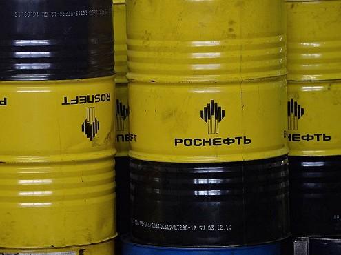 Акции «Роснефти» на Московской бирже выросли на 2%