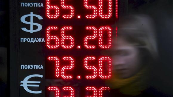 Курс рубля отвязывается от нефти