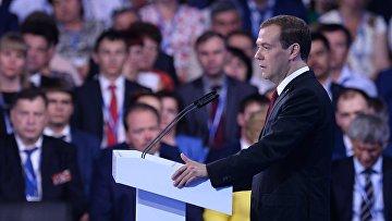 Медведев: Россия может сама себя прокормить