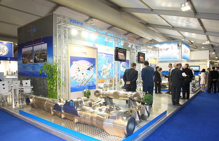 «ВСМПО-Ависма» представит в Фарнборо продукцию из титана для авиастроения