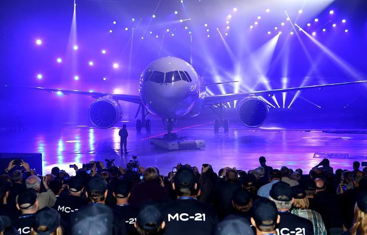 Мантуров: Индия может принять участие в производстве самолета МС-21