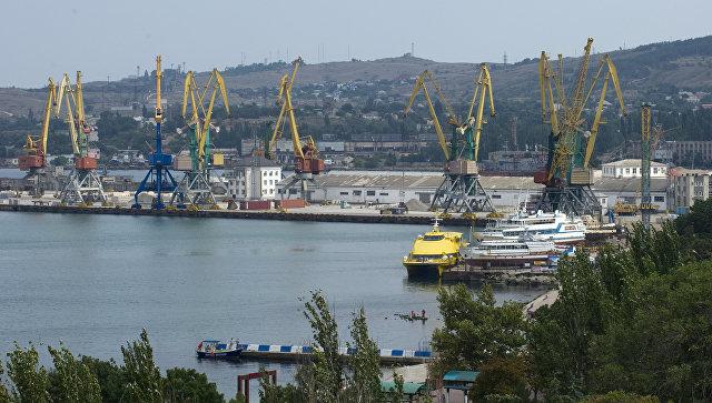 Европа торгует с Крымом в обход санкций