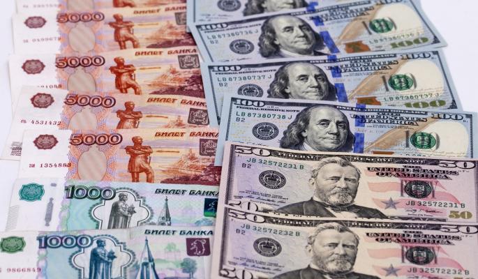 Американцам посоветовали массово скупать рубли