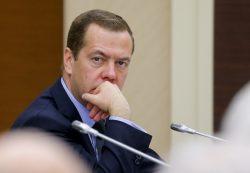 Медведев обсудит создание функциональной структуры ВЭБ