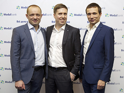 Создатели Модульбанка получили долю в его капитале