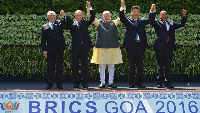 В Гоа официально открылся саммит БРИКС