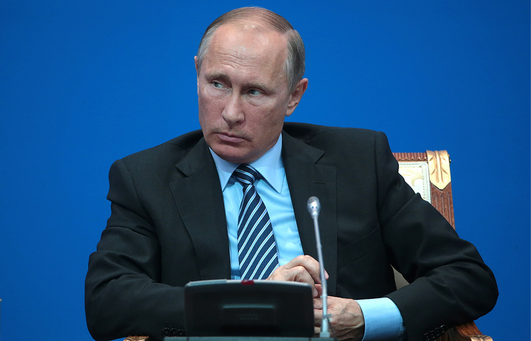 Путин: Россия знает, что США «за всеми подглядывают и всех подслушивают»