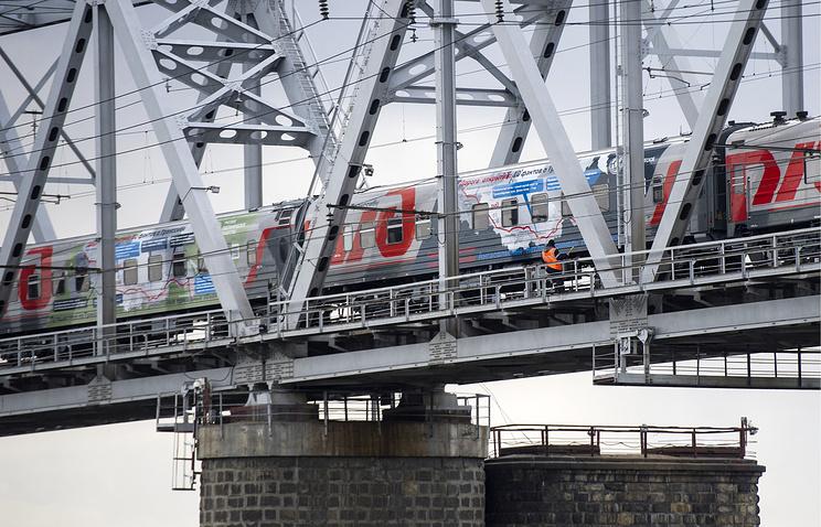 РЖД недополучит из бюджета на инвестпрограмму 2017 года 65,3 млрд рублей