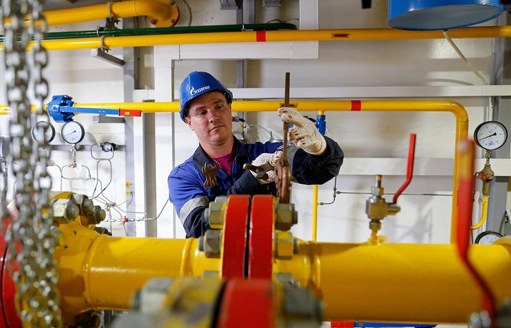 «Газпром» установил новый рекорд поставок газа в Европу — 597,9 куб. м в сутки