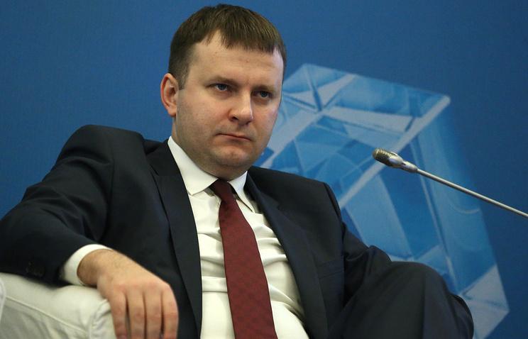 Новый глава МЭР предлагает снять преграды для роста российской экономики