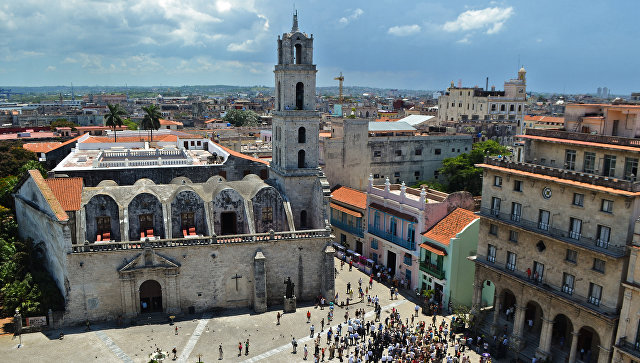 Россия и Куба подписали меморандум по строительству генерирующих мощностей