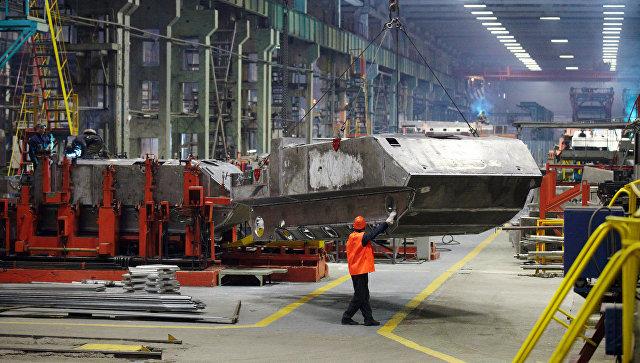 Взяли и выросли: производство в России увеличивает обороты